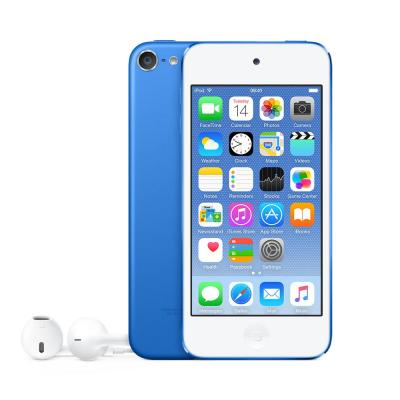 Apple MP3 speler: iPod 128GB - Blauw