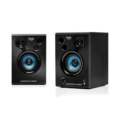 Hercules DJ32 Smart Speaker - Zwart