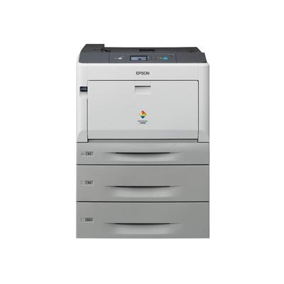 Epson AcuLaser C9300D2TN Laserprinter - Wit