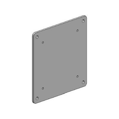Ergonomic Solutions SpacePole SPV3304-02 Montagekit - Zwart