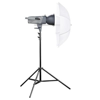 Walimex photo studio equipment set: VE-400 Excellence - Zwart, Grijs