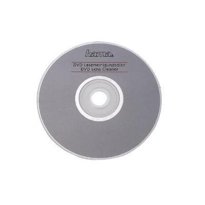 Hama laptop accessoire: DVD Laser Lens Cleaner, including animation - Grijs
