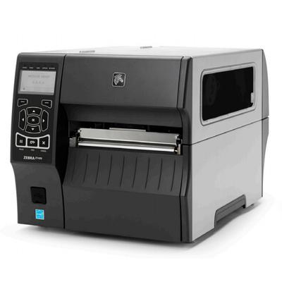 Zebra ZT420 Labelprinter - Grijs