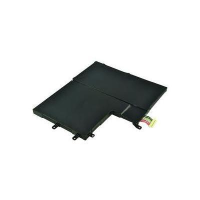 2-power notebook reserve-onderdeel: Laptop, Lithium ion, 9 Cells, 7.4 V, 7030 mAh, 276 g, L-shape - Zwart