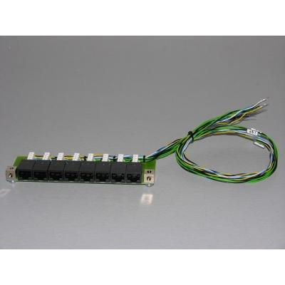 Wantec 2012 patch panel accessoire
