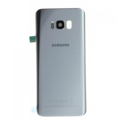 Samsung mobile phone spare part: G955F Galaxy S8 Plus Battery Cover - Zilver