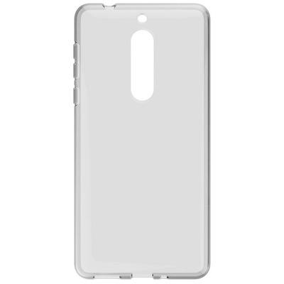 Clear Backcover Nokia 5 - Transparant / Transparent Mobile phone case