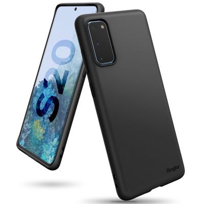 Air S Backcover Samsung Galaxy S20 - Zwart - Default Mobile phone case
