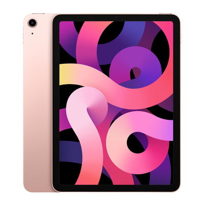 Apple iPad Air (2020) Wi-Fi 64GB Rose Gold Tablet - Roségoud