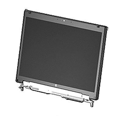 Hp notebook reserve-onderdeel: Display panel, 43.9 cm (17.3 in), FHD AG LED WVA - Zwart