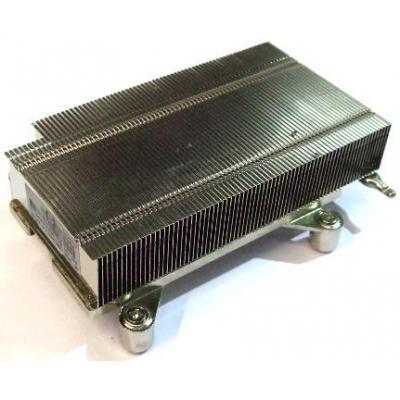 Hp Hardware koeling: Processor heatsink for ProLiant SL230s Gen8, SL250s Gen8, SL270