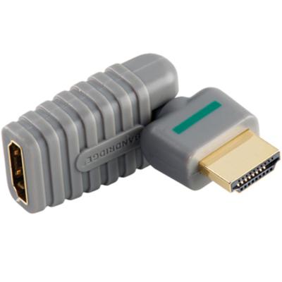 Bandridge HDMI A m/f Kabel adapter - Grijs