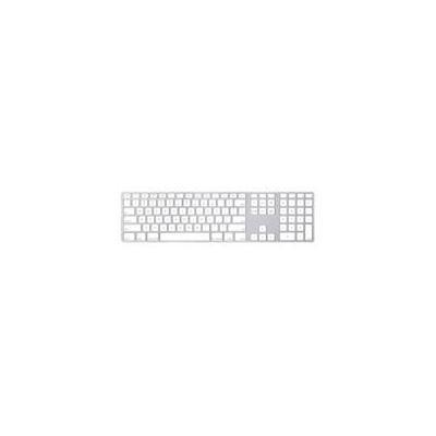 Apple toetsenbord: MB110 - Aluminium