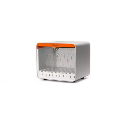 Griffin multimedia kar & stand: MultiDock 10 Bays - Oranje, Wit