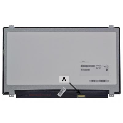2-power notebook reserve-onderdeel: 14.0 FHD 1920x1080 On-Cell Touch LCD Screen - replaces LP140WF5-SPB2