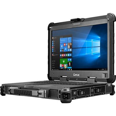 Getac X500 G3 - QWERTZ Laptop - Zwart