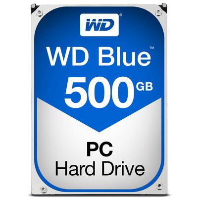 "Western Digital WD Blue 500GB 7200rpm 3,5"" SATA Interne harde schijf"