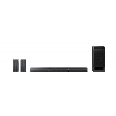 Sony home cinema system: 5.1ch, 600 W, USB, Bluetooth, NFC - Zwart