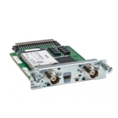 Cisco UMTS: EHWIC-3G-EVDO-S - Groen, Roestvrijstaal