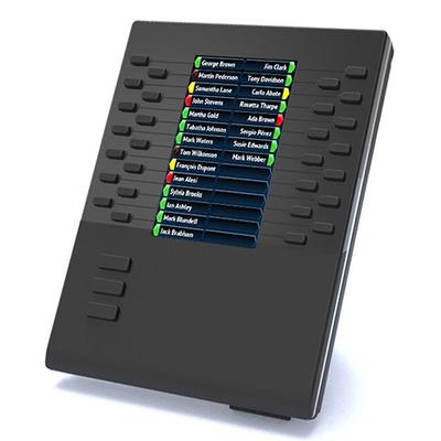 Mitel 80C00007AAA-A IP add-on module - Zwart
