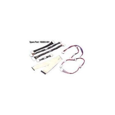 Hp electriciteitssnoer: CABLE KIT, MISC POWER