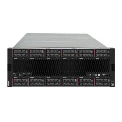 Lenovo ThinkSystem SR950 Server - Zwart