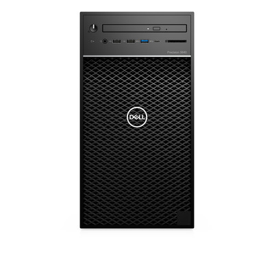 DELL Precision 3640 Pc - Zwart