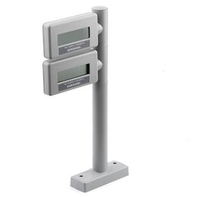 Datalogic barcodelezer accessoire: Remote Scale Display, 20 cm/8 in Post, Europe - Grijs