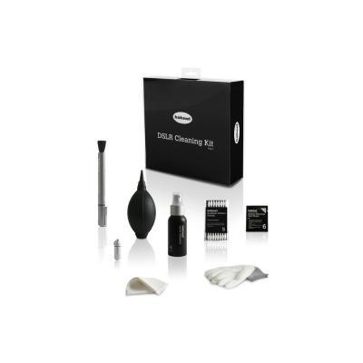 Hahnel reinigingskit: 8-in-1 DSLR Cleaning Kit - Zwart, Wit