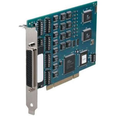 Black Box RS-232/422/485 PCI Card, 8-Port, 16864 UART Interfaceadapter - Blauw