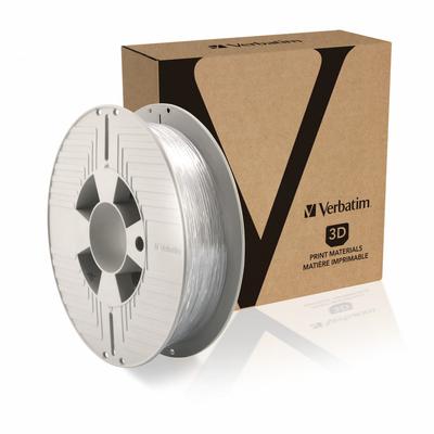 Verbatim 55151 3D printing material - Doorschijnend
