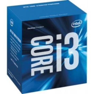 Intel processor: Core i3-7300