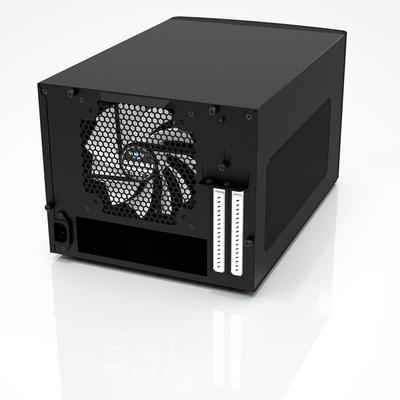 Fractal Design NODE 304 Behuizing - Zwart