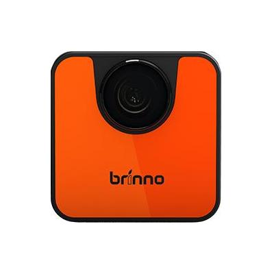Brinno time lapse camera: IP54, 112°, AVI(1280x720 Resolution), SD / SDHC Card, Wi-Fi, Android, Bluetooth, Orange - .....
