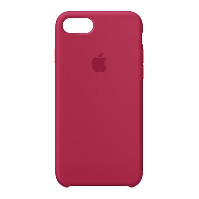 Apple mobile phone case: Siliconenhoesje voor iPhone 8/7 - Rozenrood