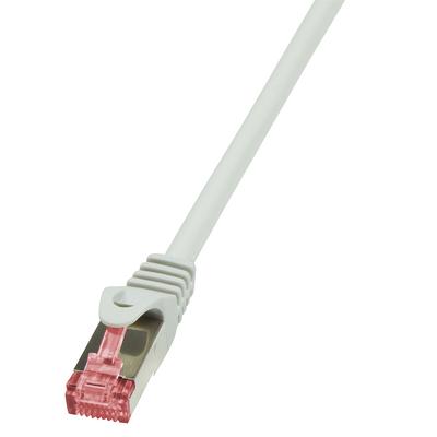 LogiLink 30m Cat.6 S/FTP Netwerkkabel - Grijs