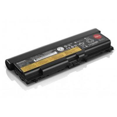 Lenovo batterij: f/ThinkPad, Lithium-Ion, 9 Cells, 94Wh - Zwart
