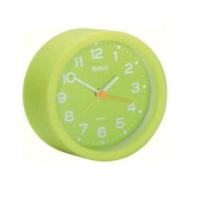 Mebus mantel/tafel klok: 27212 - Groen