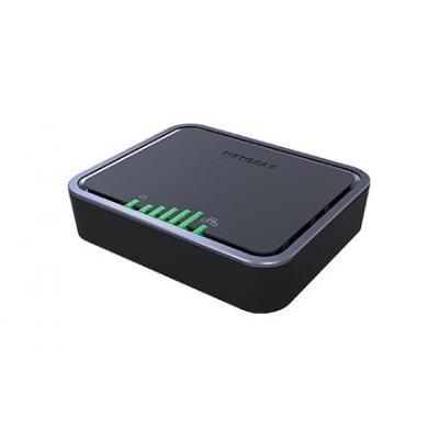 Netgear router: LB2120 - Zwart
