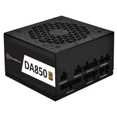Silverstone DA850-G Power supply unit - Zwart
