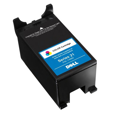 DELL éénmalig gebruik P513w Kleureninktcartridge met standaardcapaciteit - kit inktcartridge - Cyaan, Magenta, .....