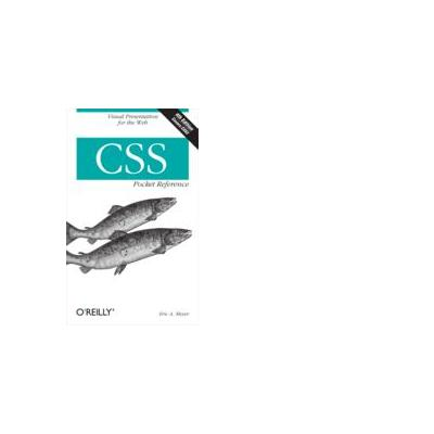 O'reilly O'Reilly Media CSS Pocket Reference - eBook (PDF)