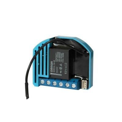 Qubino : Flush Shutter DC, 868.4 MHz, 12-24VDC, CEPT/China/Singapure/South Africa/UAE - Blauw