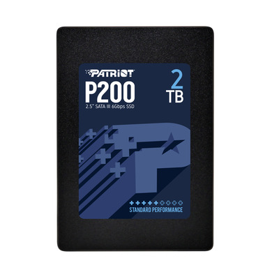 Patriot Memory P200 SSD