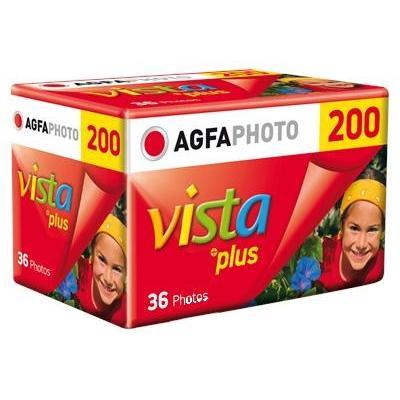Agfaphoto kleurenfilm: Vista plus 200