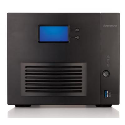 Lenovo NAS: Iomega ix4 300d - Zwart