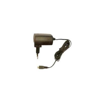 Polycom Micro USB Charger and Power Supply with international plug Butterfly Oplader - Zwart