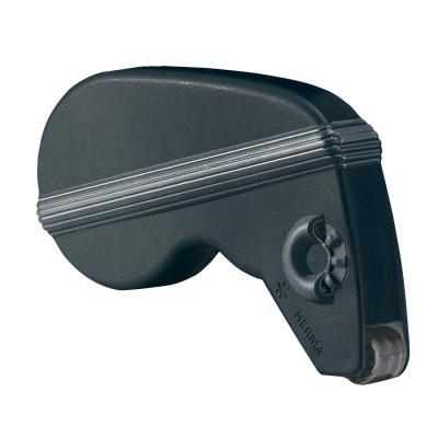 Herma tape afroller: Tab dispenser Vario, permanent, black, 1000 paper stickers - Zwart