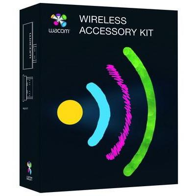 Wacom laptop accessoire: BAMBOO WIRELESS KIT . - Zwart