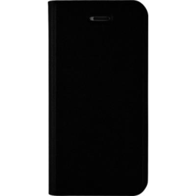 Azuri Booklet ultra thin - zwart - voor Apple iPhone 5/5S Mobile phone case